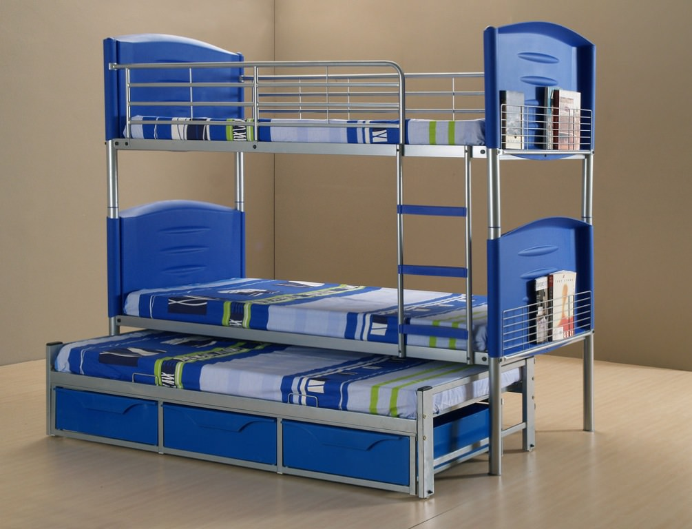 Cheap Triple Bunk Bed
