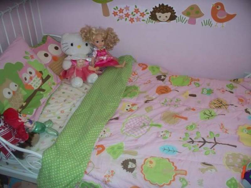 Image of: Circo Owl Bedding For Girls