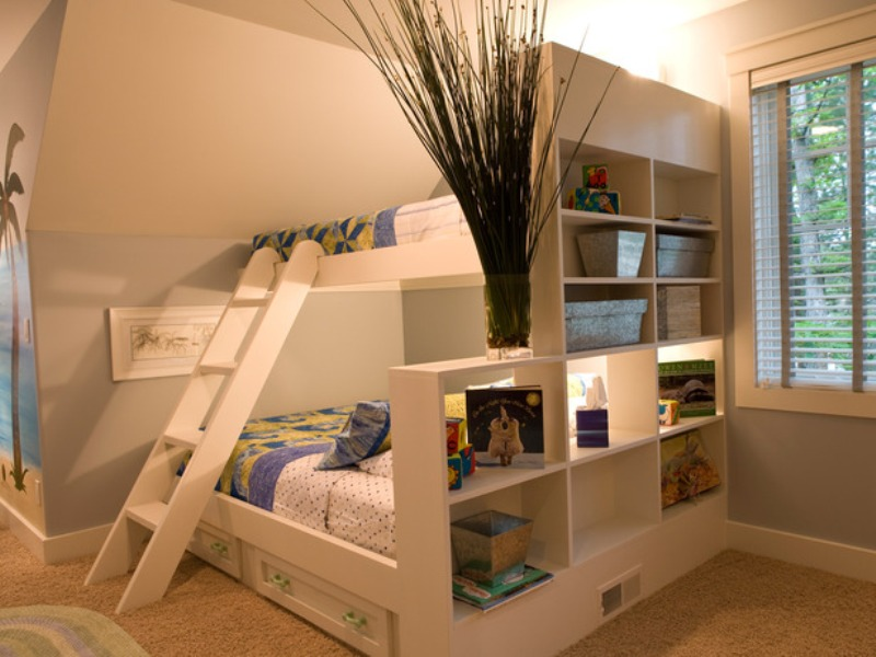 Picture of: Cool Loft Beds For Girls