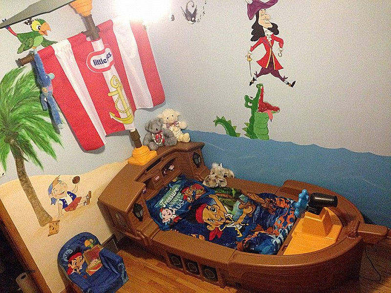 Image of: Fisher Price Girls Toddler Bed