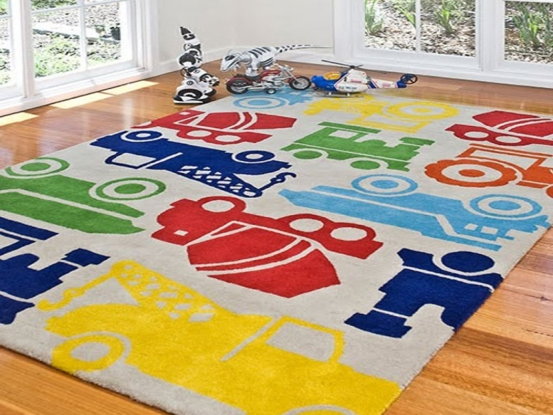Kids Rooms Area Rugs