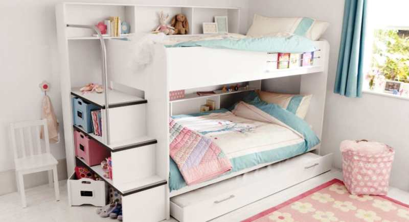 Picture of: Loft Beds For Girls At Ikea