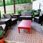 Outdoor Round Rugs For Patios