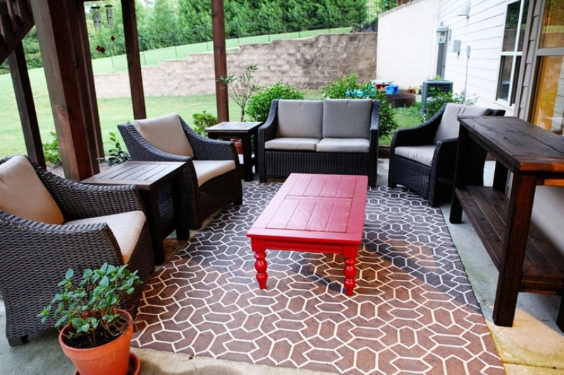 Choosing Best Outdoor Rugs