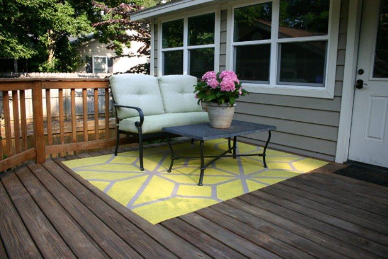Outdoor Rugs For Decks