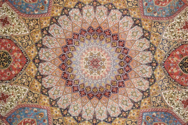 Image of: Persian Rugs Houston