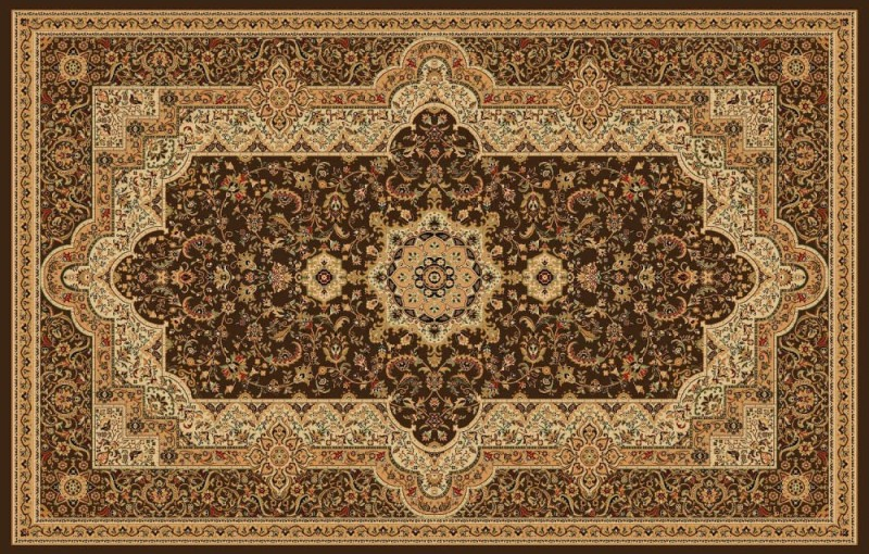 Image of: Persian Style Rugs