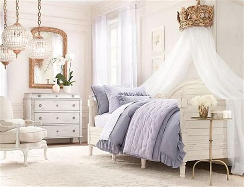 White Toddler Beds for Girls
