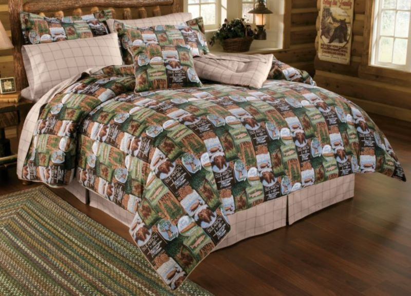 Image of: Camping Bedding Sets