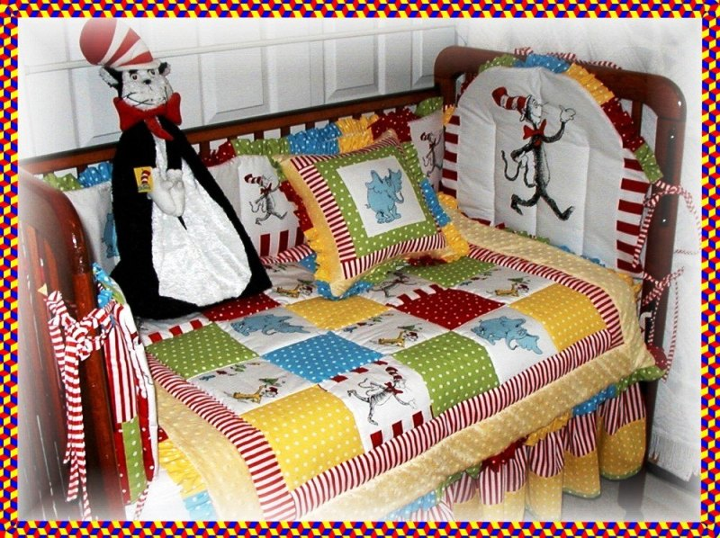 Cat Baby Bedding Set