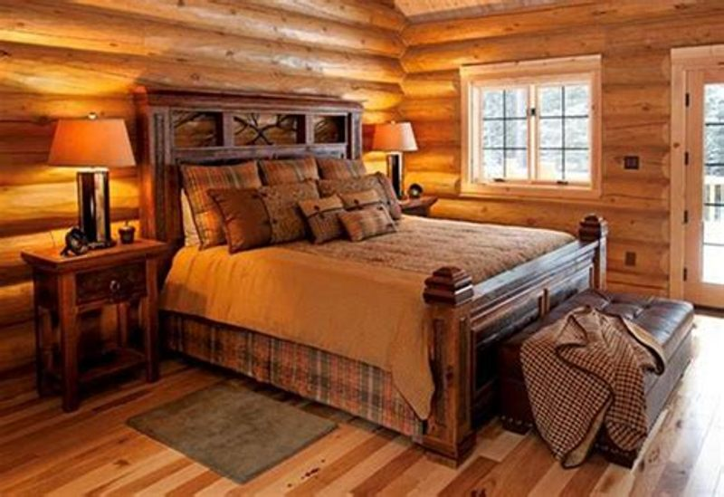 Image of: Country Bedroom Sets King