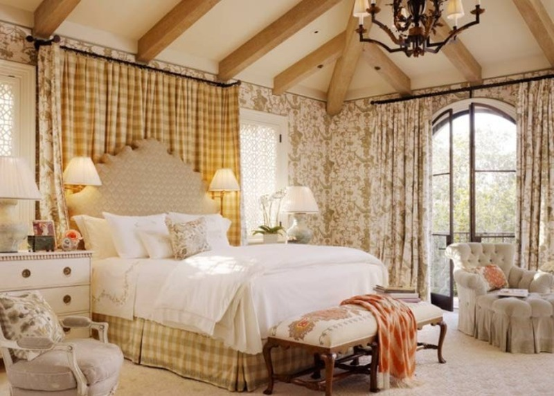 Image of: French Country Bedroom Sets Design