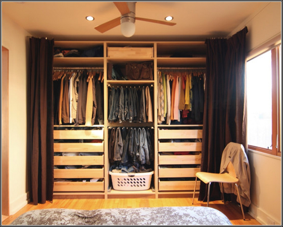 Picture of: Diy Wood Closet Organizers