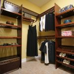 Unfinished Wood Closet Organizers