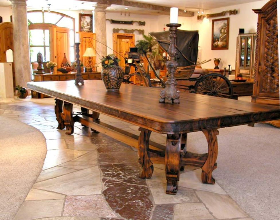 Picture of: Wood Castle Hardwood Furniture