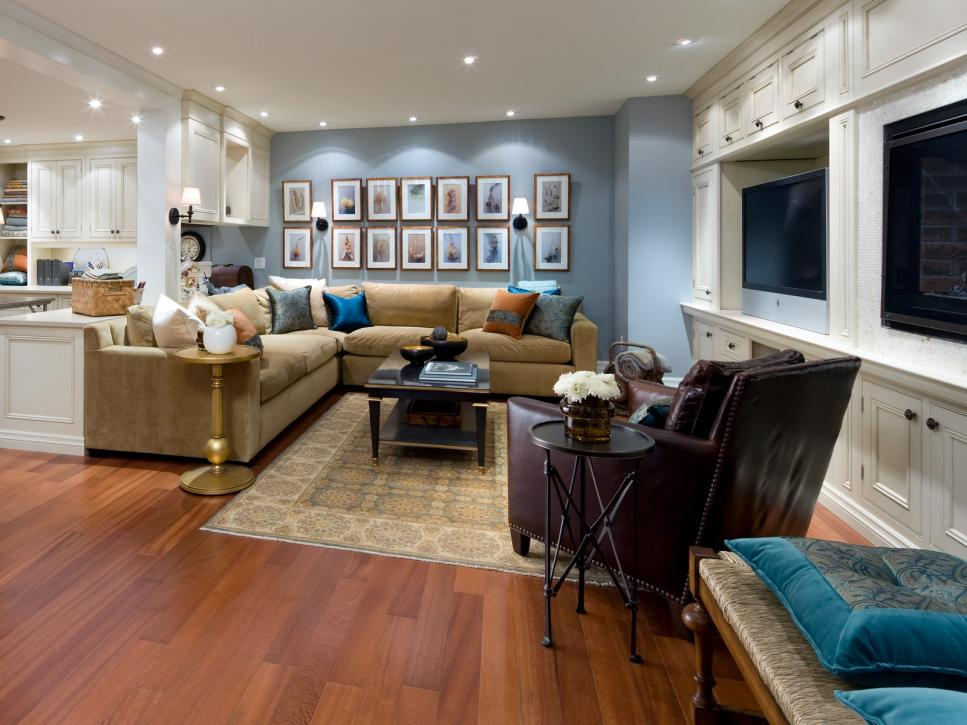 Image of: Amazing And Best Basement Remodeling Ideas
