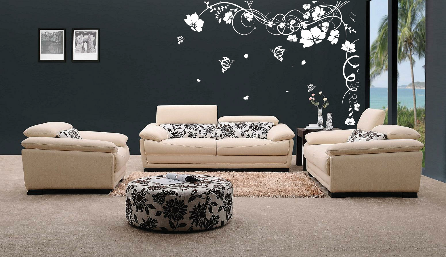 Image of: Amazing Diy Living Room Wall Decorating Ideas