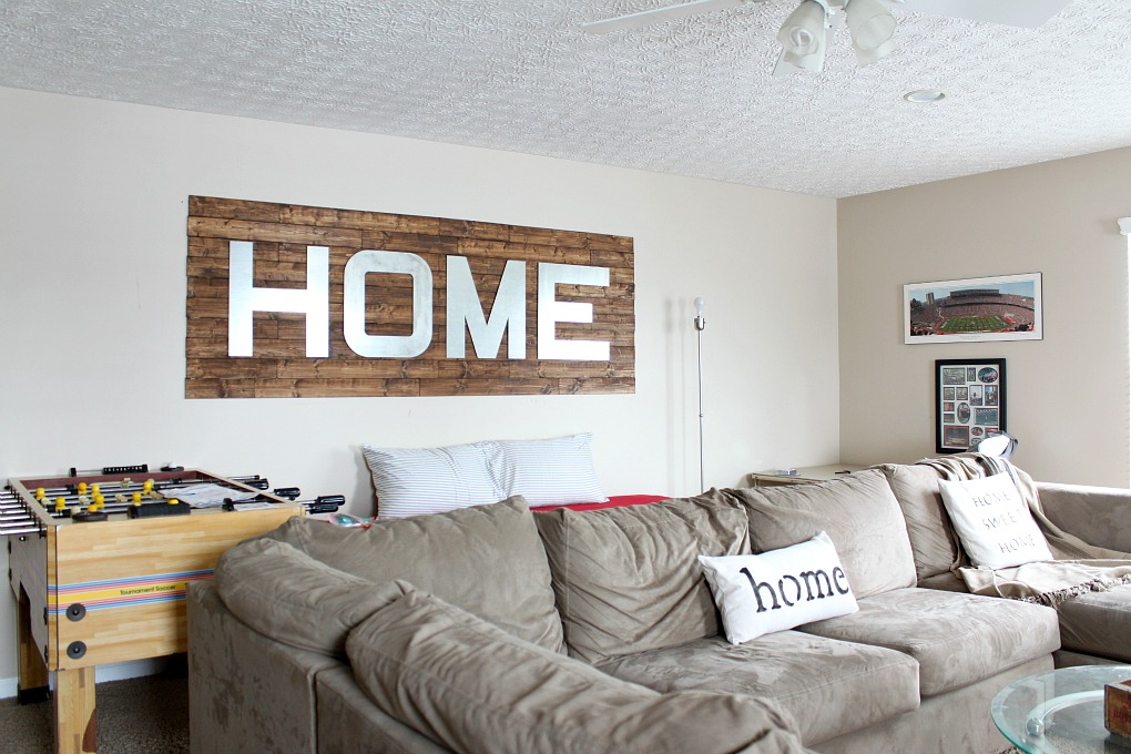 Amazing Modern Rustic Wall Decor