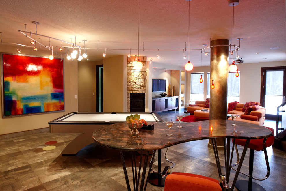 Image of: Awesome Basement Light Fixtures