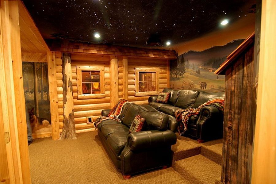 Picture of: Awesome Basement Lighting Options