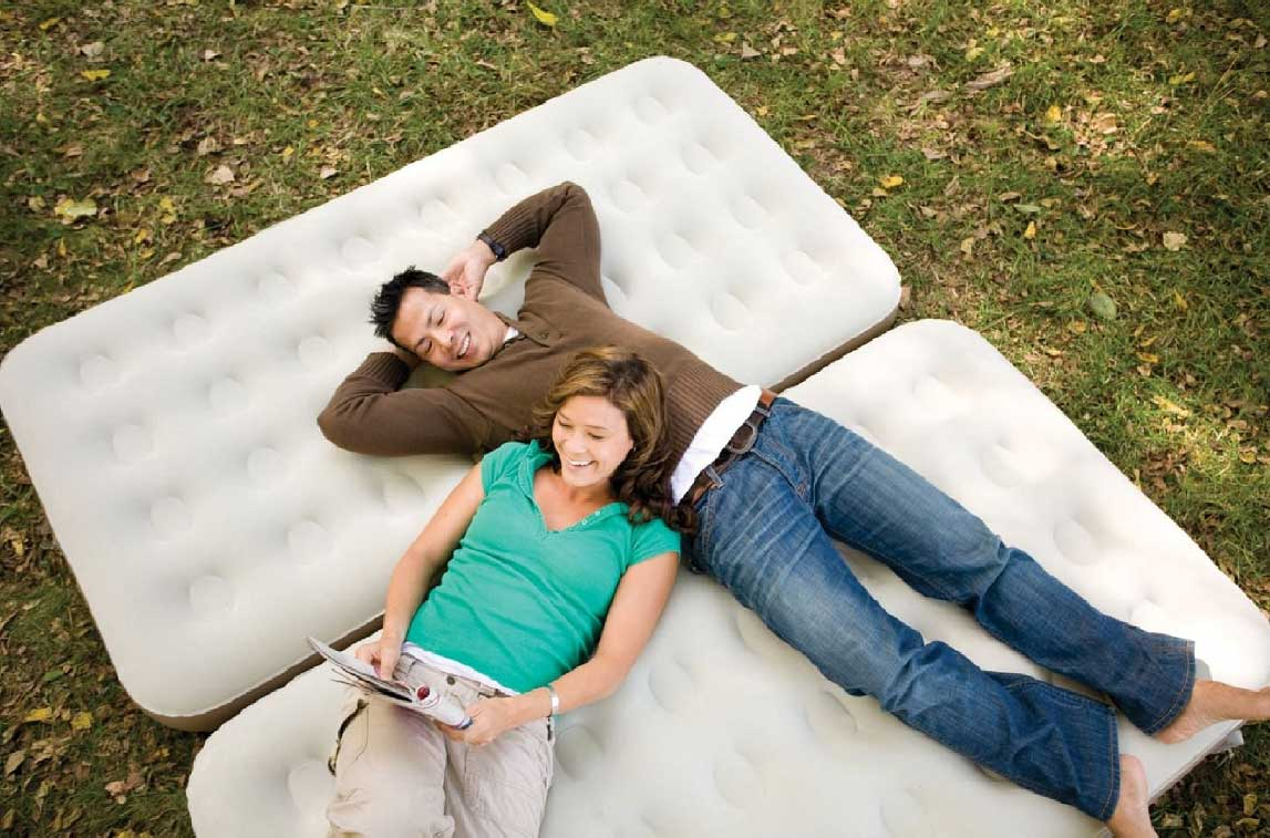 Picture of: Awesome Full Size Air Mattress