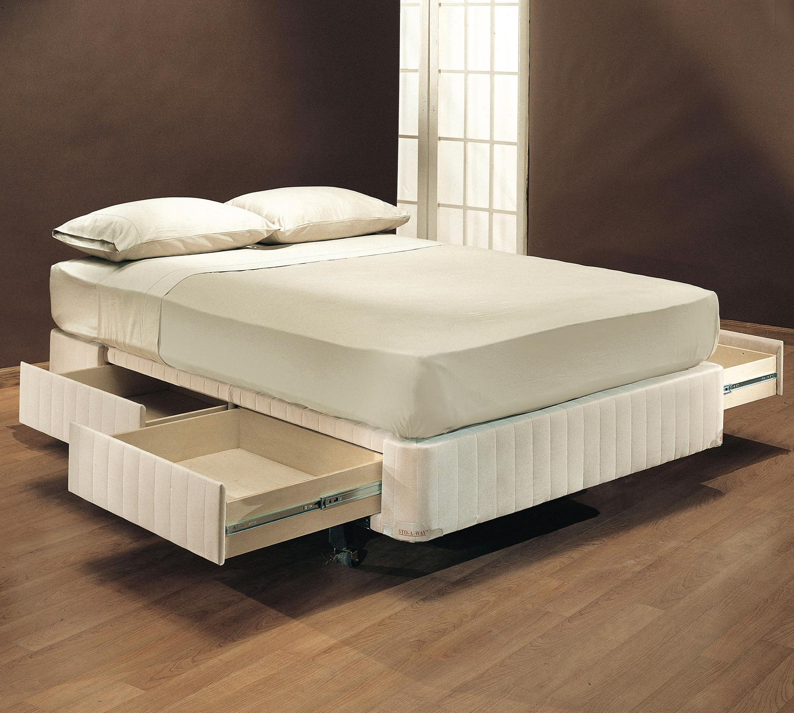 Image of: Awesome Full Size Mattress and Box Spring