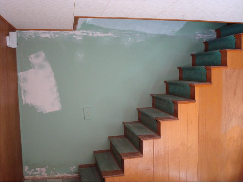 Basement Concrete Wall Paint Color