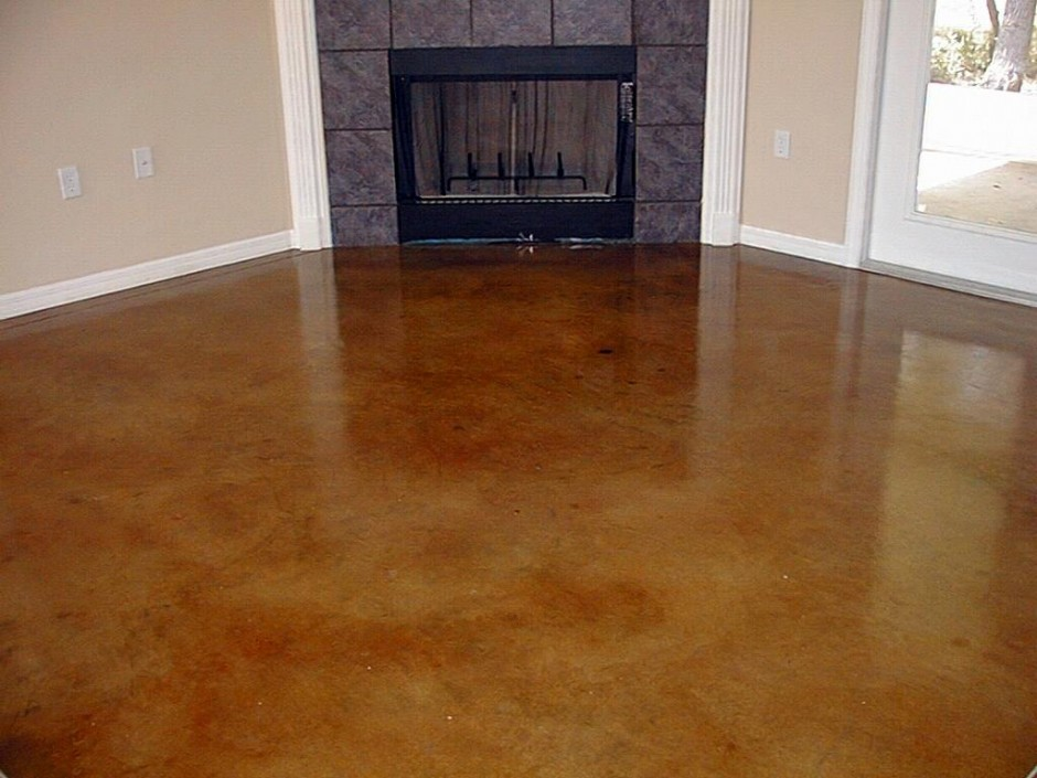 Basement Concrete Wall Paint