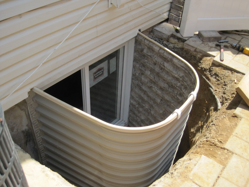 Basement Egress Window Design