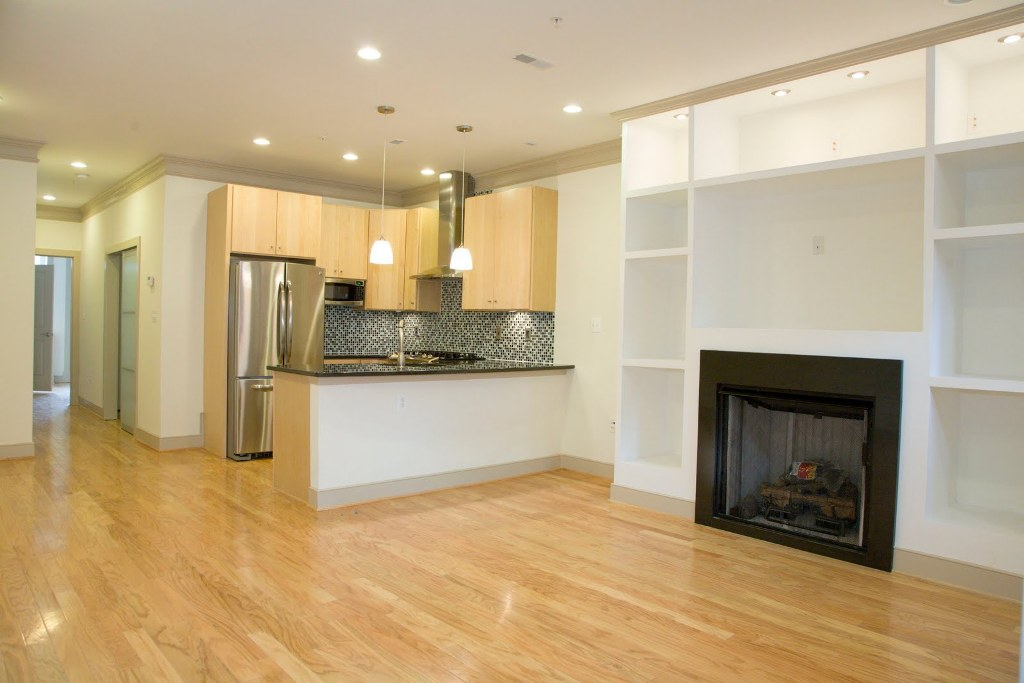 Image of: Basement Floor Plans with Kitchen