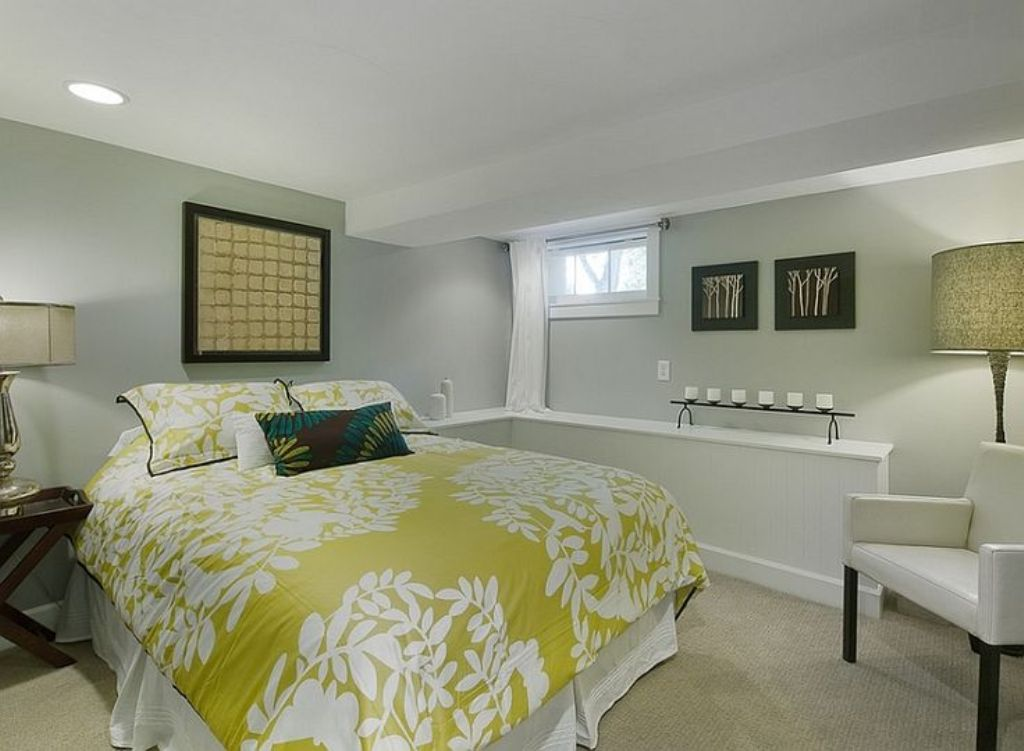 Basement Into Bedroom Ideas And Colors