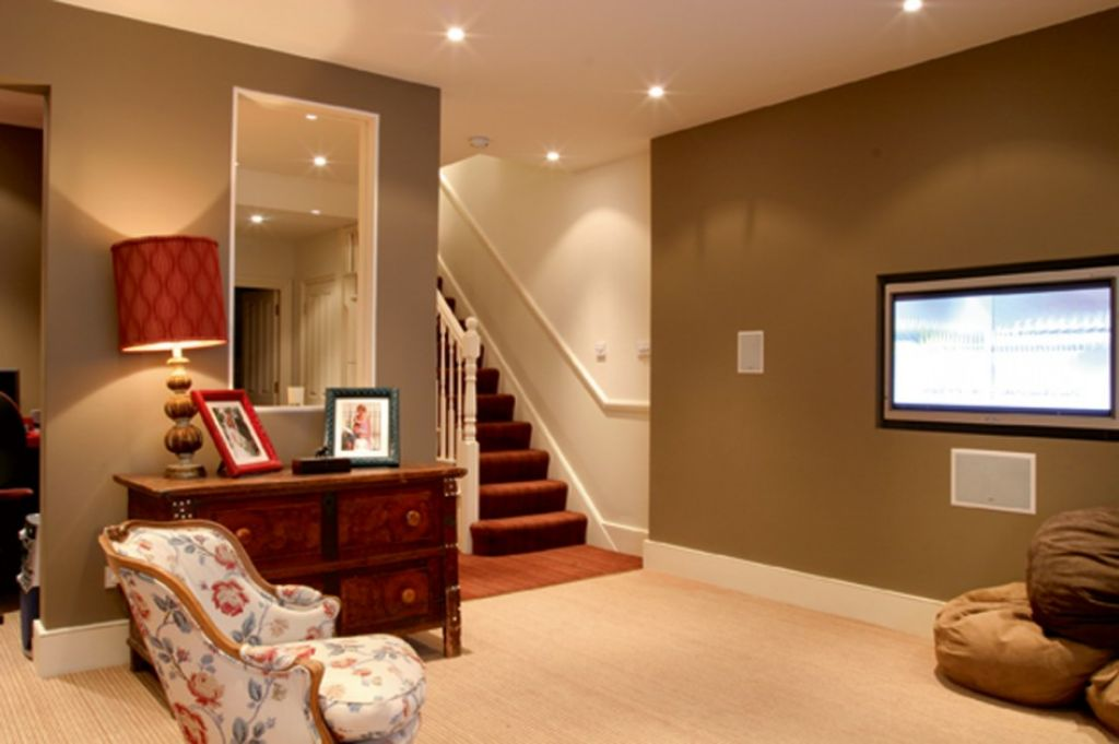 Picture of: Basement Lighting Options Ideas