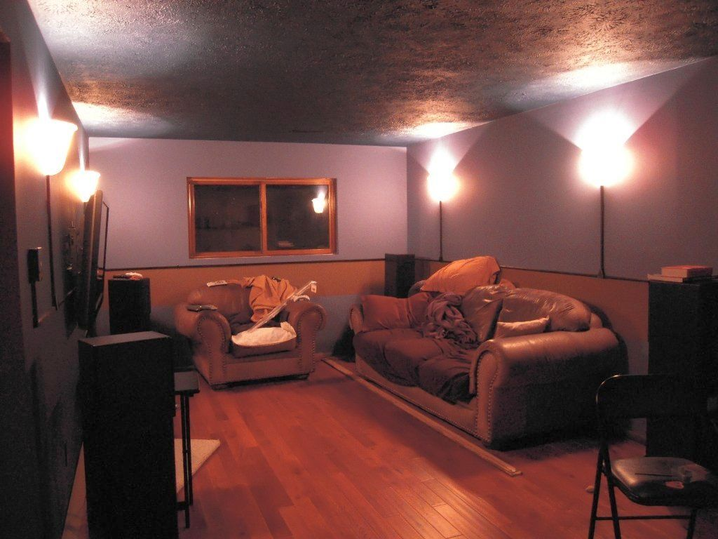 Image of: Basement Lighting Options Picture