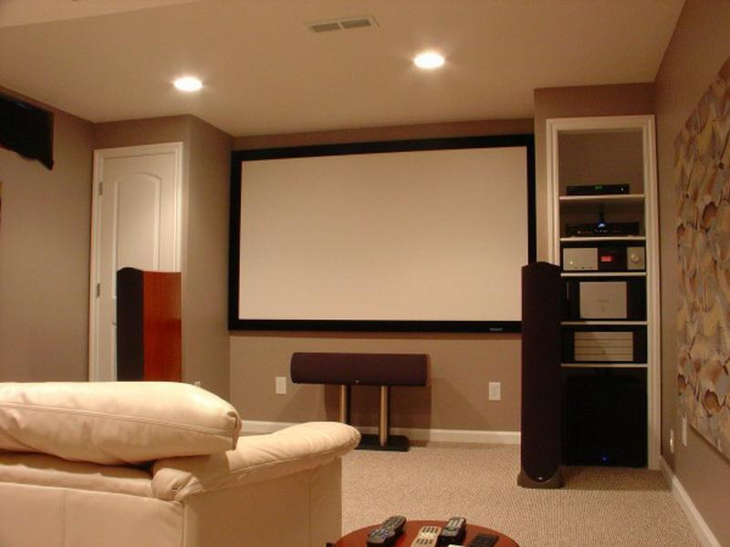 Image of: Basement Remodeling Pictures Type