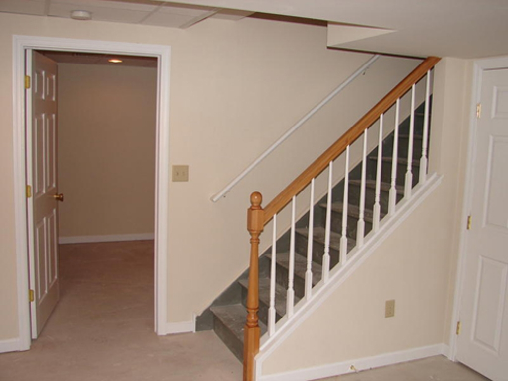 Image of: Basement Stair Ideas Pictures