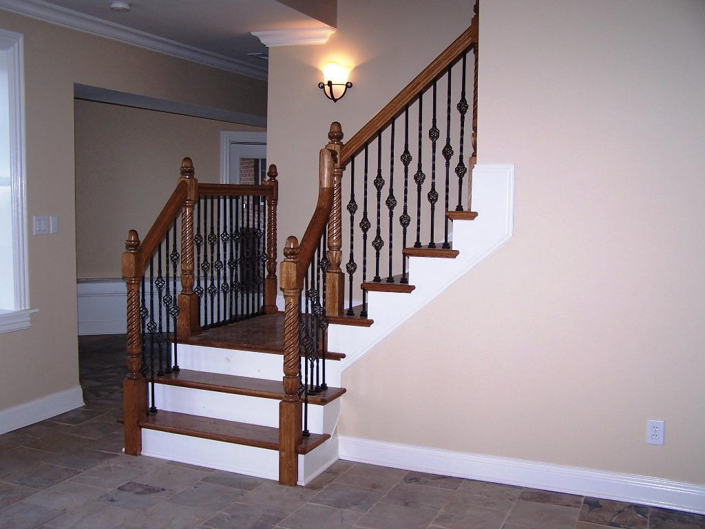 Image of: Basement Stairs Inspired