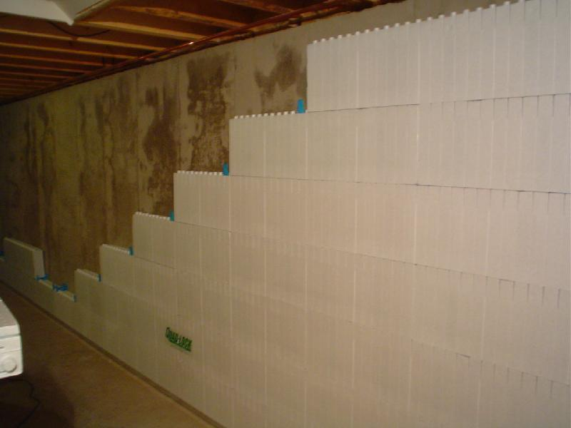 Picture of: Basement Wall Panels Ideas