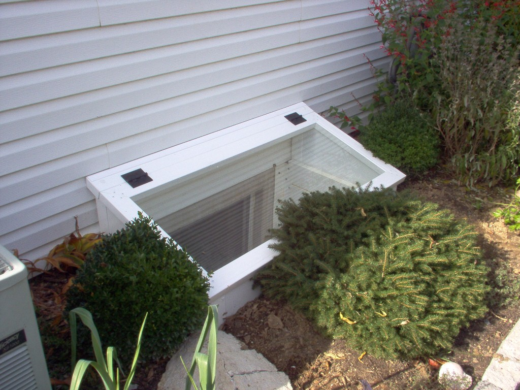 Picture of: Basement Window Well Covers Design