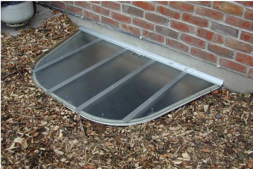 Picture of: Basement Window Well Covers Flats