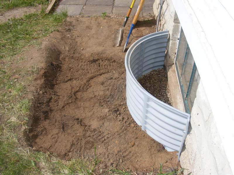 Picture of: Basement Window Well Covers Plans