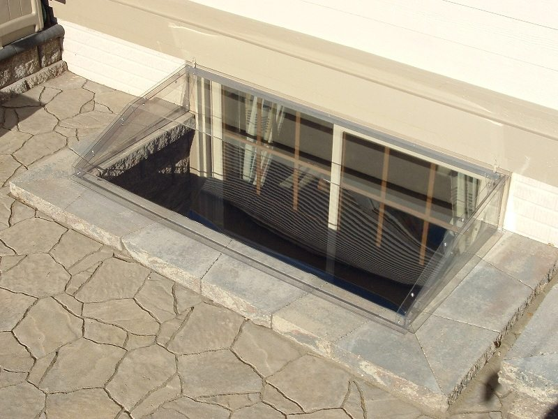 Picture of: Basement Window Well Covers Popular