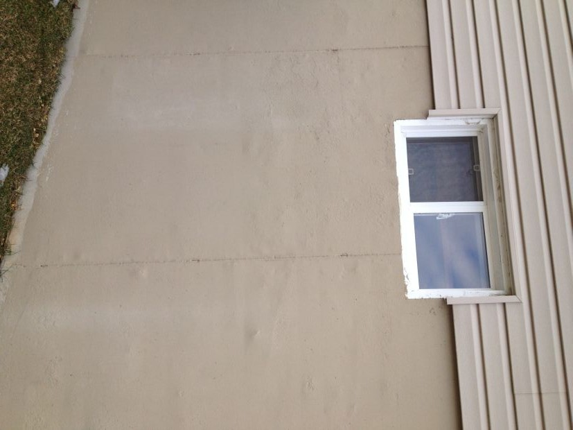 Image of: Basement Windows Leaking