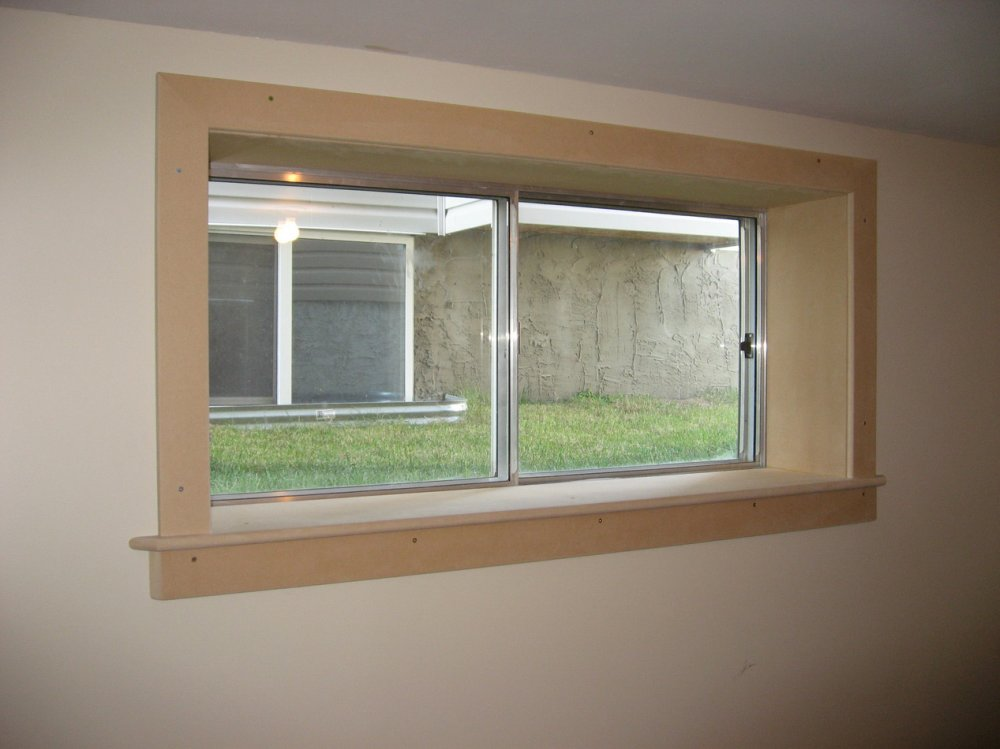 Rules For Install Basement Windows