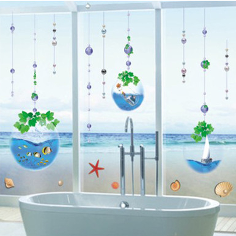 Picture of: Bath Fish Wall Decor for Bathroom