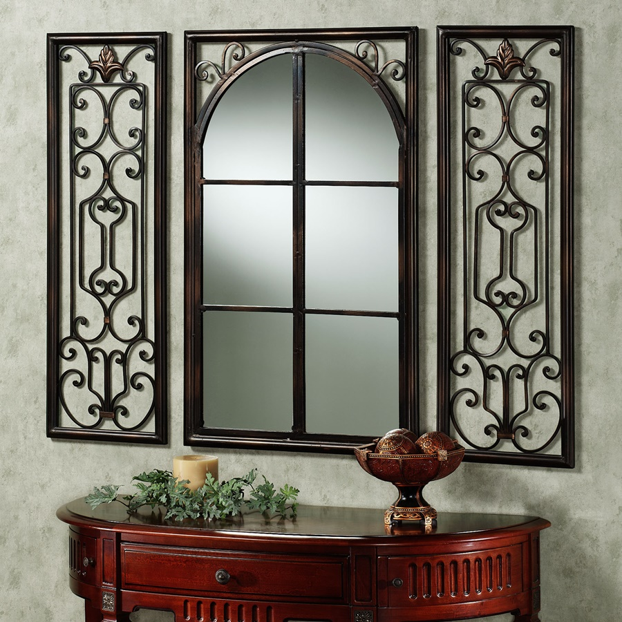 Image of: Beautiful Decorative Wall Mirrors