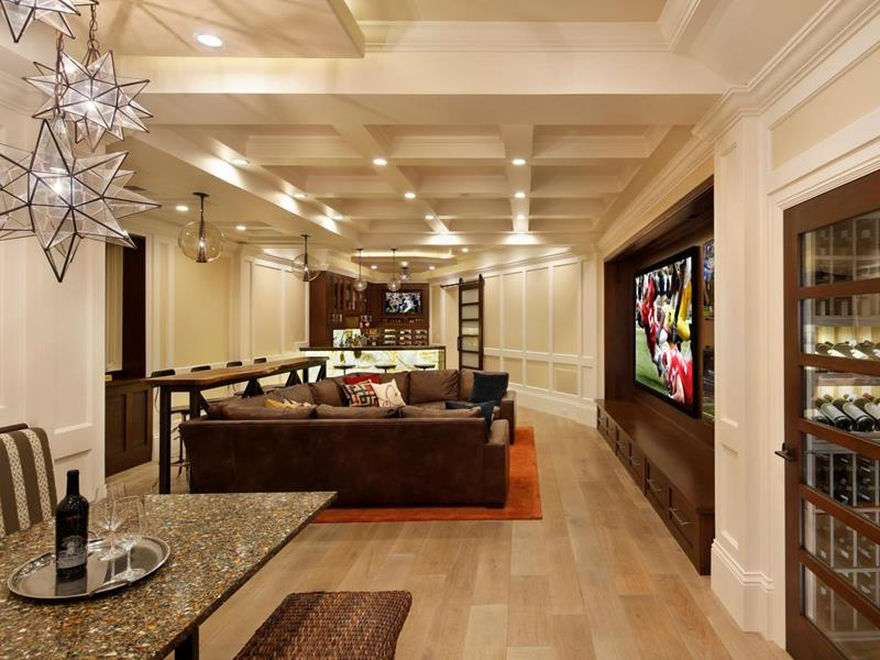 Best Basement Designs