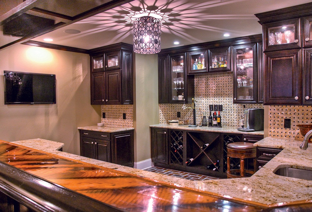 Image of: Best Basement Remodeling Ideas Images