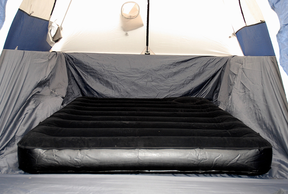 Picture of: Black Full Size Air Mattress