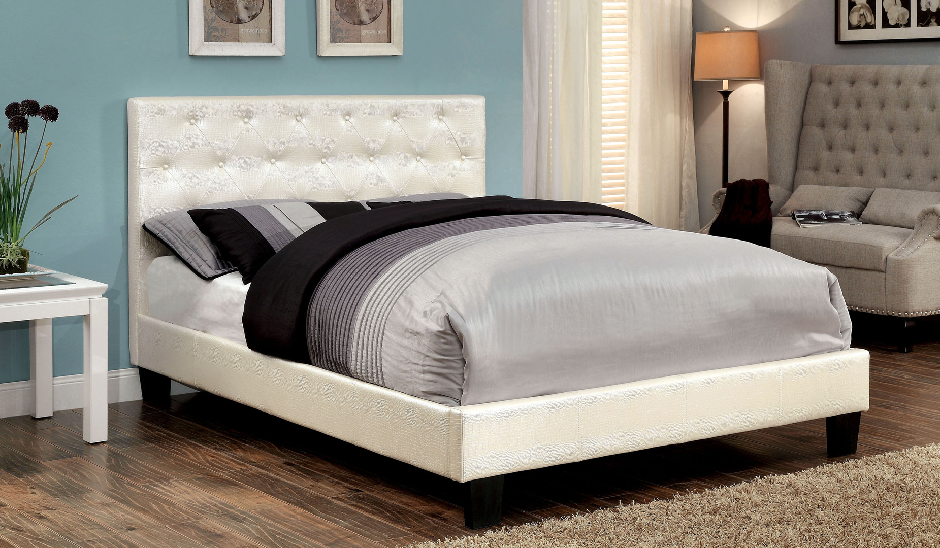 California Queen Mattress Frames