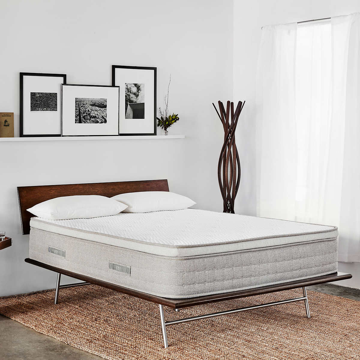 California Queen Mattress Plans